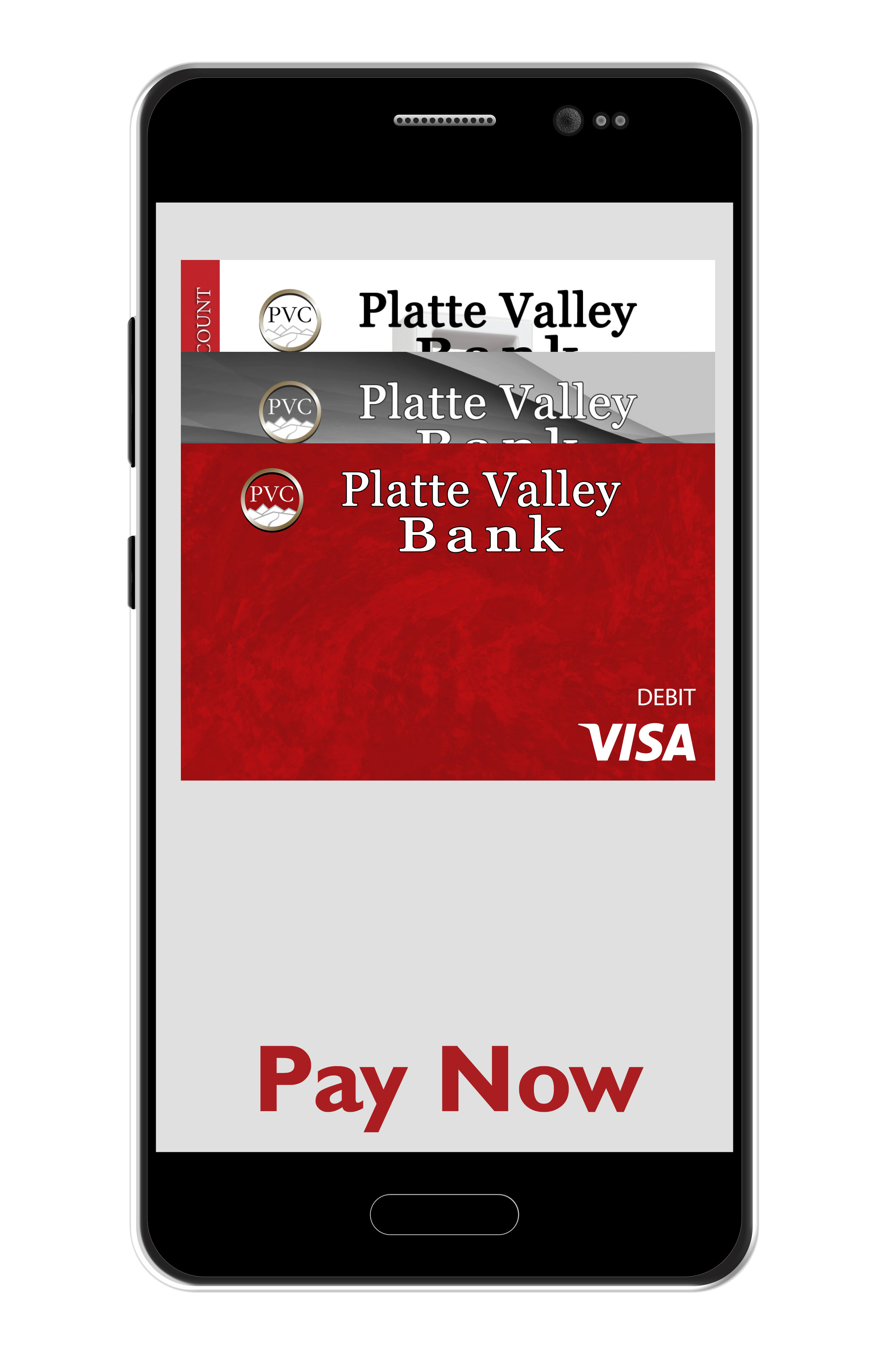 Digital Wallet - Platte Valley Bank